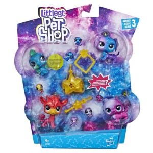 Hasbro Littlest Pet Shop Collection Galaxy Pack - 11 Teenies