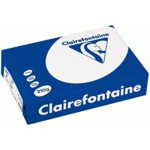 Clairefontaine 2216 - Ramette de 250 feuilles Clairalfa A4 coloris blanc 210g