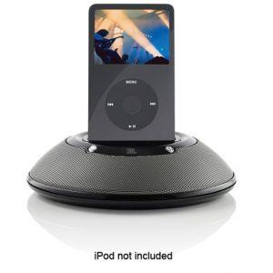 JBL On Stage Micro - Station d'accueil / enceinte portable pour iPod