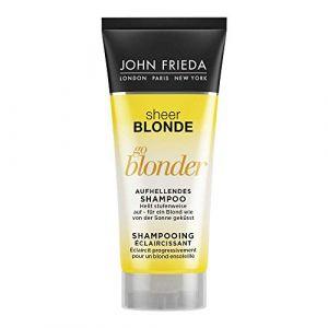 John Frieda Sheer Blonde - Shampooing éclaircissant 50 ml
