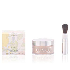 Clinique Blended 20 Invisible Blend - Poudre tamisée avec pinceau