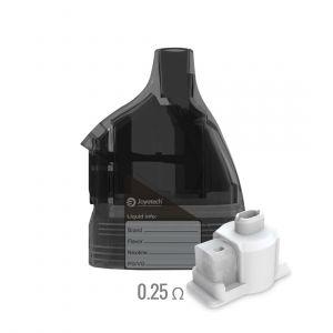 Joyetech Cartouche 6 ml et résistance 0.25 ohms pour e cigarette dolphin