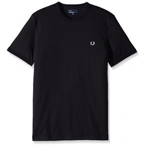 Fred Perry Ringer T-Shirt, T-Shirt - S
