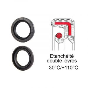 Joint SPI OAS 15X30X10 NBR 15x30x10 mm