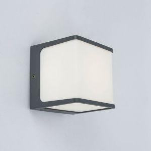 Lutec Applique d'extérieur LED Telin, anthracite