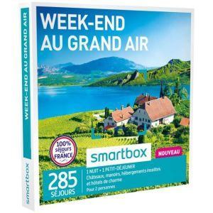 Smartbox Week-end au grand air - Coffret cadeau