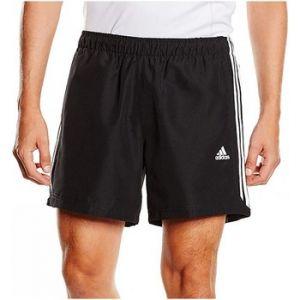Image de Adidas 3 Bandes Chelsea Sport Essentials Short Homme Noir FR : XL (Taille Fabricant : XL)