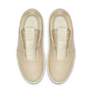 Nike Chaussure Air Jordan 1 Retro Low Slip pour Femme - Marron - Taille 41