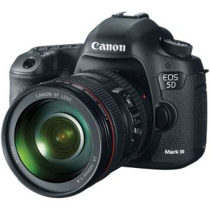 Canon EOS 5D Mark III (avec objectif 24-105mm)