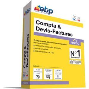 Compta & Devis-Factures 2016 pour Windows