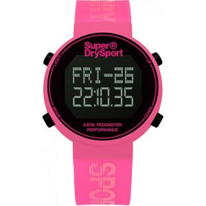 Superdry SYL203 - Montre pour femme Quartz Digitale