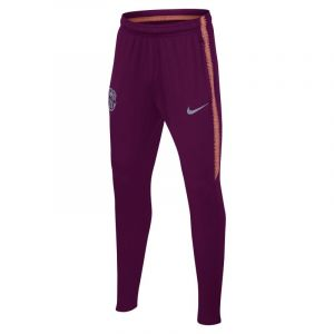 Nike Pantalon de football FC Barcelona Dri-FIT Squad Enfant plus âgé - Rouge - Taille M