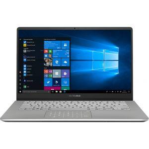 "Asus VivoBook S14 S430UA-BV315T - Core i3 8130U / 2.2 GHz - Windows 10 Home 64 bits en mode S - 4 Go RAM - 128 Go SSD - 14"" IPS 1366 x 768 (HD) - UHD Graphics 620 - 802.11ac - gris"