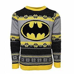 Pull de Noël Numskull Batman Taille L