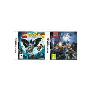 LEGO Harry Potter : Années 1 à 4 + LEGO Batman : Le Jeu Vidéo [NDS]