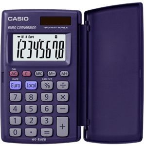 Casio HS-8VER - Calculatrice de poche