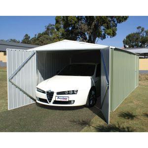Foresta Absco AB 3060.02 - Garage en métal 17,52 m2