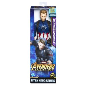 Hasbro Figurine Titan Avengers Infinity War Captain America 30 cm