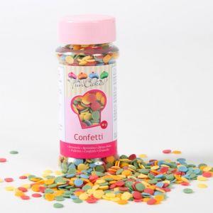 FunCakes Mix confettis multicolores en sucre