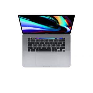 Apple MacBook Pro Touch Bar 16 Retina Intel Core i9 8 cours de 9ème génération à 2,3GHz 16Go Ram 1To SSD Gris Sidéral