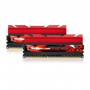 G.Skill F3-1866C8D-16GTX - Barrettes mémoire TridentX 2 x 8 Go DDR3 1866 MHz CL8 Dimm 240 broches