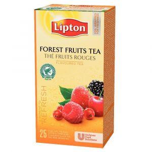 Lipton Thé  Fruit rouge - Bpîte de 25 sachets