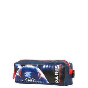 Trousse carrée PSG - Ballon bleu