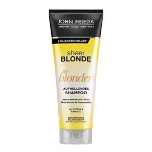 John Frieda sheer blonde go blonder - Shampooing 250 ml