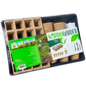 Provence Outillage Kit de germination avec pot+acc 67pcs