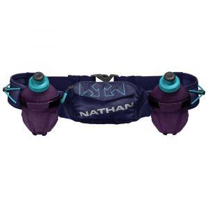 Nathan Ceinture Hydratation Trail Mix Plus 2 600mL Sac hydratation / Gourde Violet - Taille TU