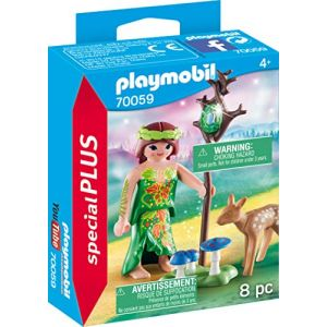 Playmobil Nymphe et faon Special Plus 70059