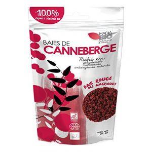 Madia Bio Canneberges 150 g