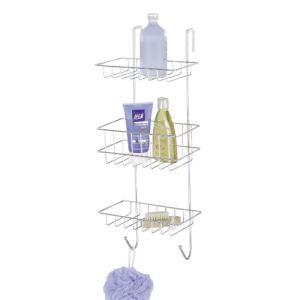 Wenko 16777100 - Etagère de douche Revigo 3 étages