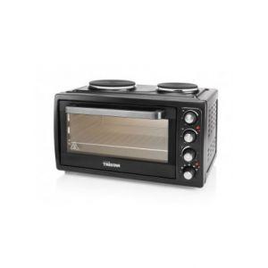 Tristar OV-1443 - Four compact 38 litres + 2 plaques de cuisson