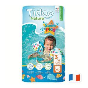 Tidoo 12 culottes Swim & Play - T3S, 4-9 kg