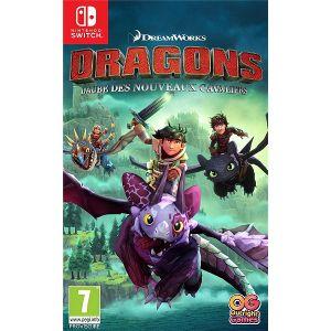 Dragons: L'Aube des Nouveaux Cavaliers (Nintendo Switch)