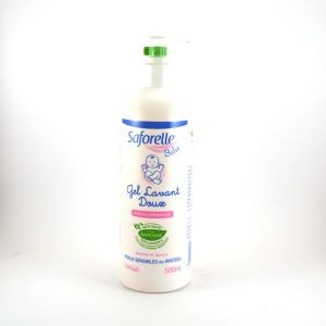 Saforelle Gel lavant doux - 500 ml