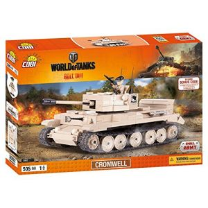 Cobi 3002 - Cromwell 505 pièces