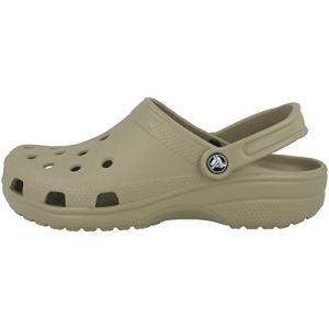 Crocs CLASSIC kaki - Sabots homme 39-40 KAKI