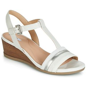 Geox Sandales D MARYKARMEN blanc - Taille 38,39,40