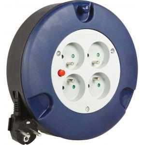 Dhome Enrouleur domestique - H05 VV-F 3G 1,5 mm² - Longueur 5 m