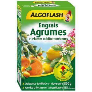 Algoflash Engrais Agrumes et Plantes Action rapide 800 g