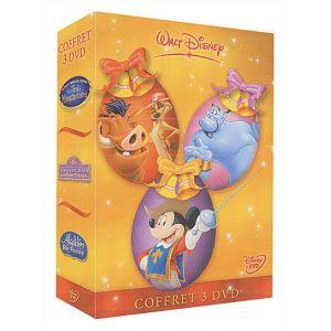 Coffret Aladdin et le roi des voleurs + Les globe trotters + Les Trois Mousquetaires