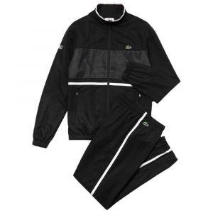 Lacoste Survêtements Sport Tennis - Black / White - Taille XXXL