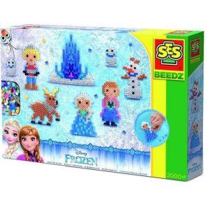 Ses Creative Beedz : Perles à repasser Disney La Reine des Neiges