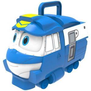Silverlit ROBOT TRAINS - Locomotive De Rangement KAY