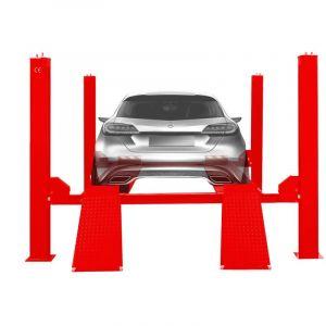 Mw-tools Pont élévateur hydraulique 4 colonnes 5T HB452