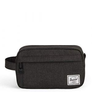 Herschel Trousse de toilette Chapter Carry On Black Crosshatch noir