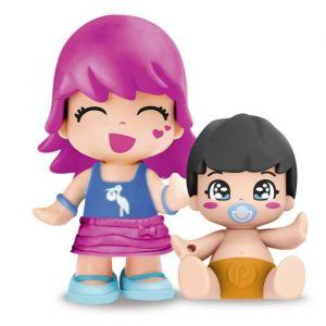 Famosa PINYPON - 1 Figurine et son Bébé Surprise N°5