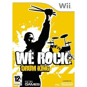 We Rock : Drum King [Wii]